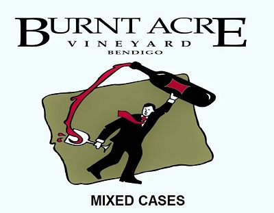 Burnt Acre Vineyard Mixed Cases